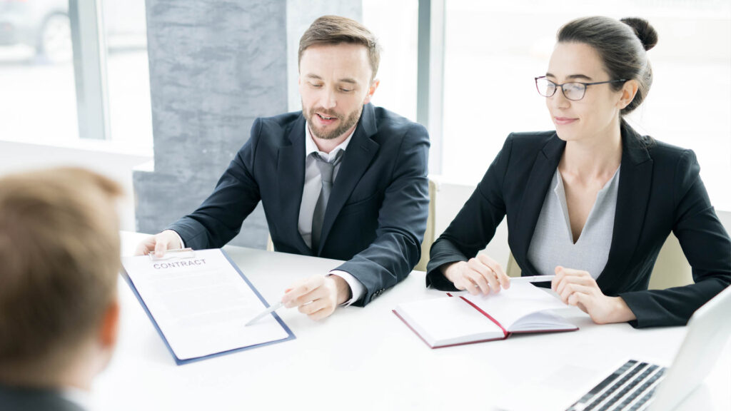 Stages of Contract Management