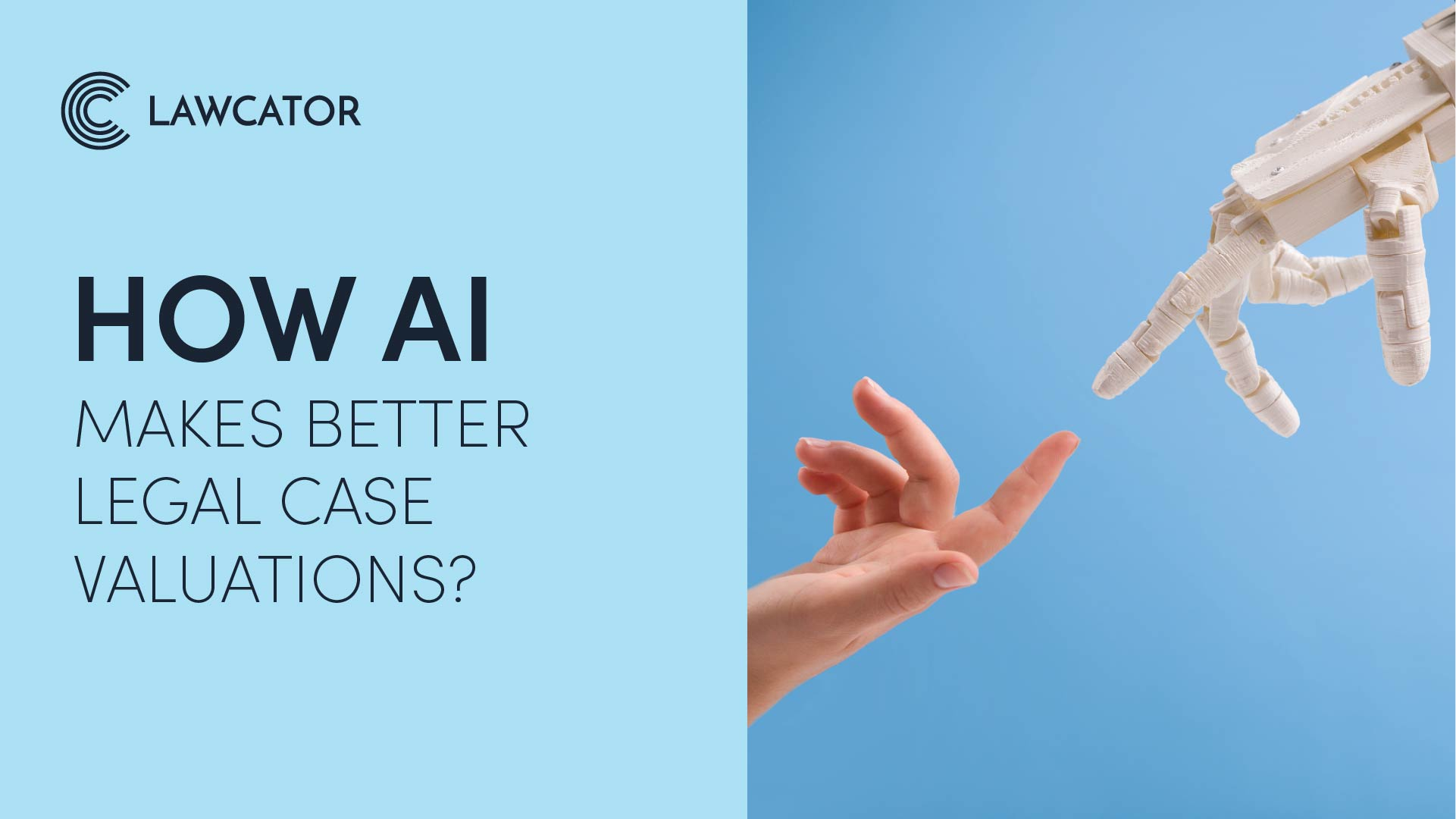 How AI makes better legal case valuations?